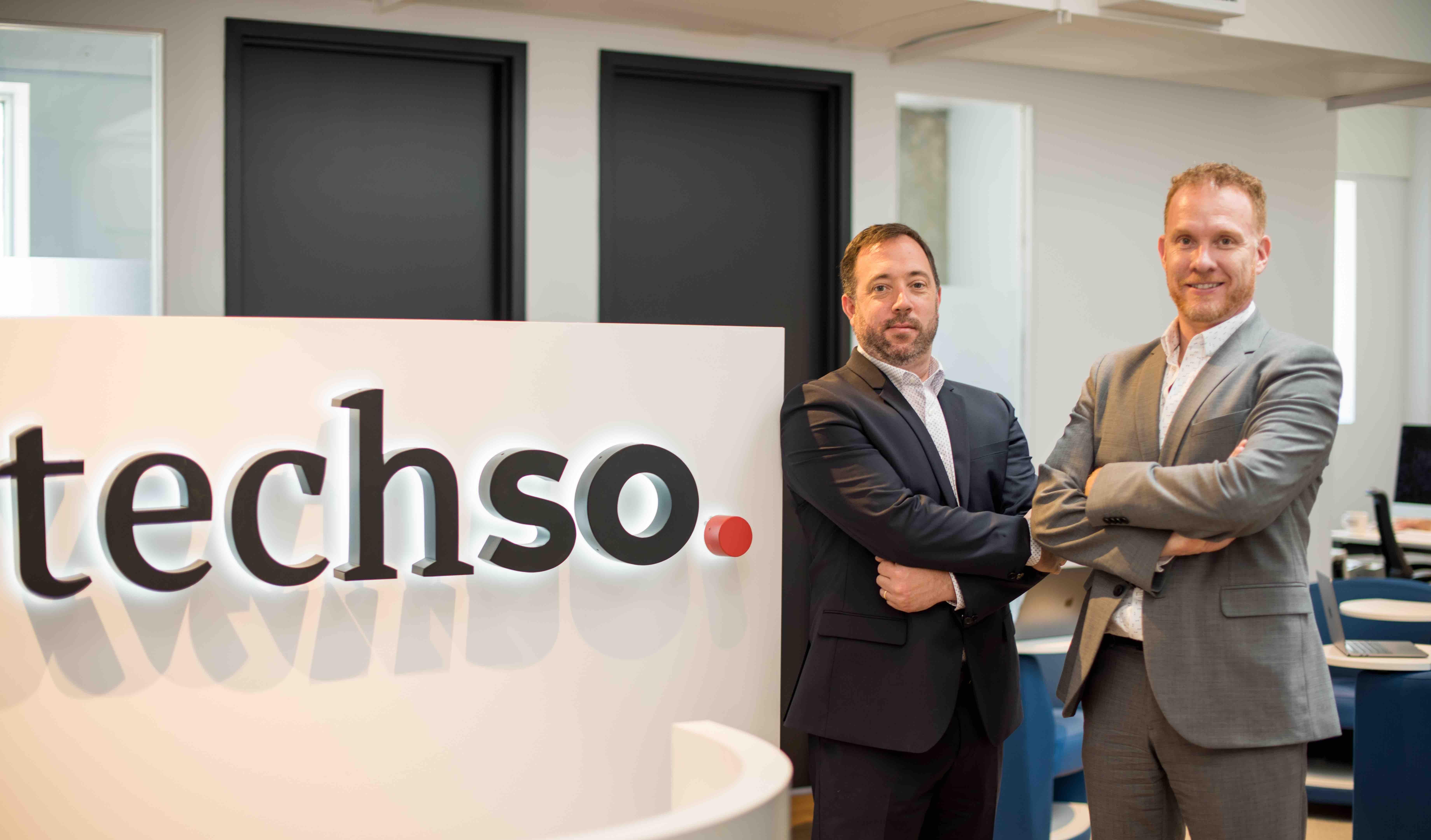 Techso, dans les PME DE LA SEMAINE du Journal Les Affaires