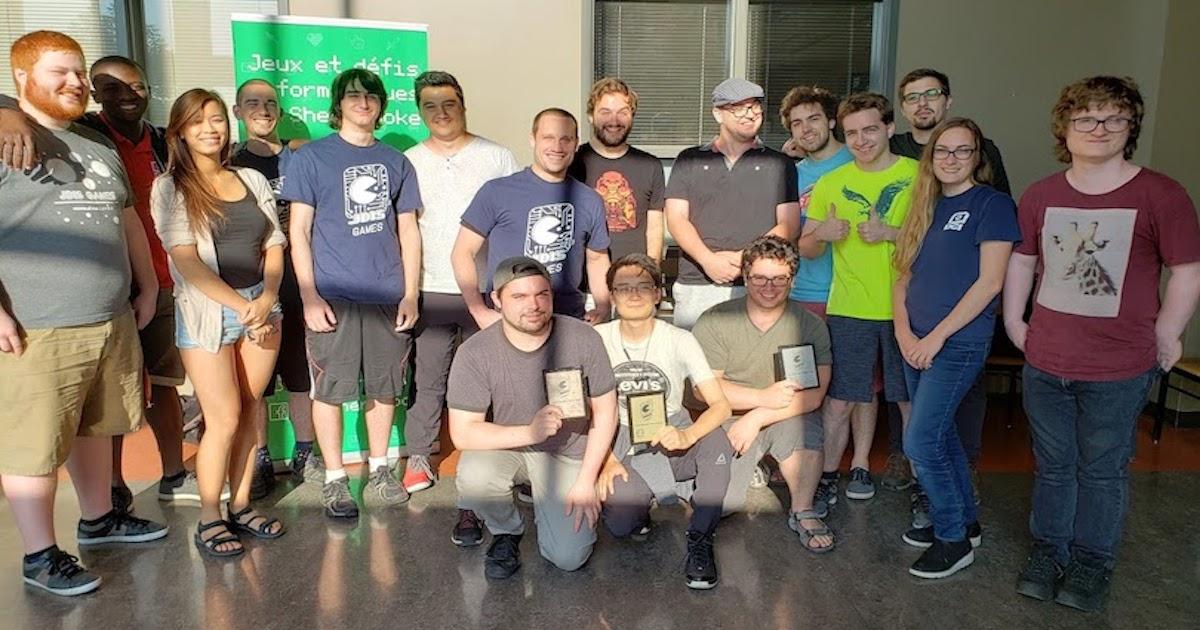 L'équipe DCI de l'ÉTS triomphe aux JDIS games !